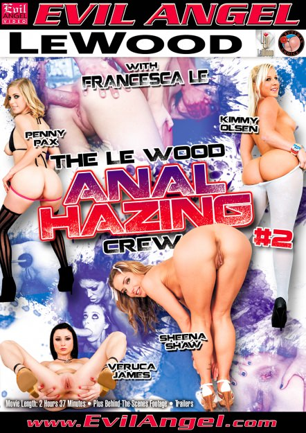 The Le Wood Anal Hazing Crew #02