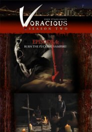 Voracious - Season #02 Episode #04 DVD Cover
