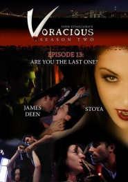 Voracious - Season #02 Episode #13 DVD Cover
