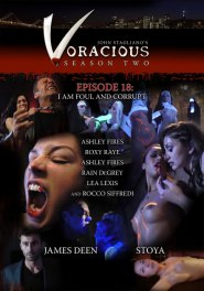 Voracious - Season 02 Episode 18 DVD Cover