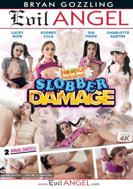 Hookup Hotshot: Slobber Damage