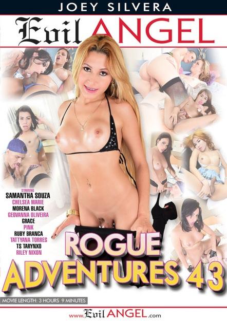 Rogue Adventures #43