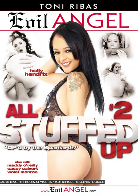 All Stuffed Up #02 Dvd Cover