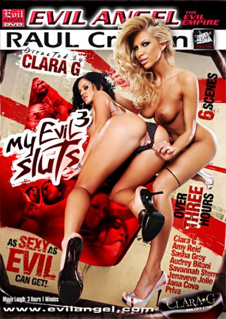 My Evil Sluts #03 DVD Cover