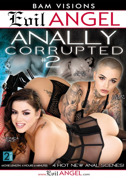 Anally Corrupted #02