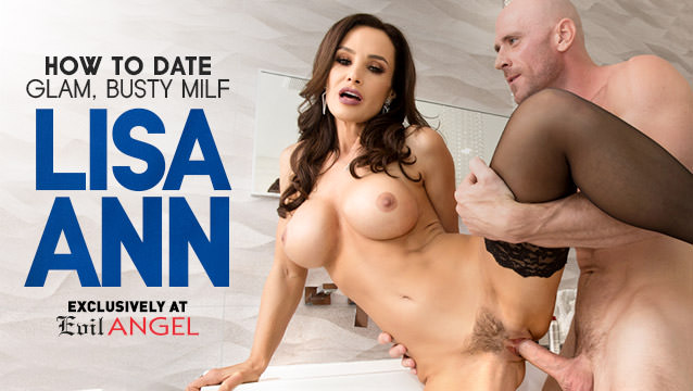 Lisa Ann Fucks Young Guy