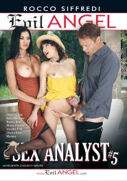 Rocco Sex Analyst #05 Dvd Cover