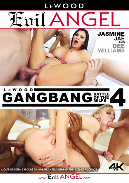 LeWood Gangbang: Battle Of The MILFs #04
