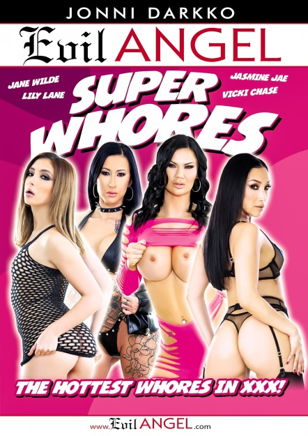 Super Whores Dvd Cover