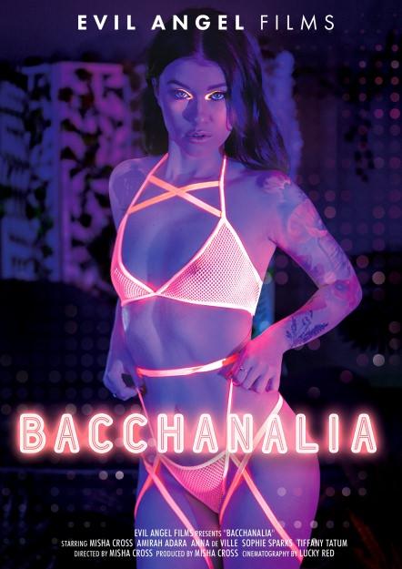 Bacchanalia DVD Cover