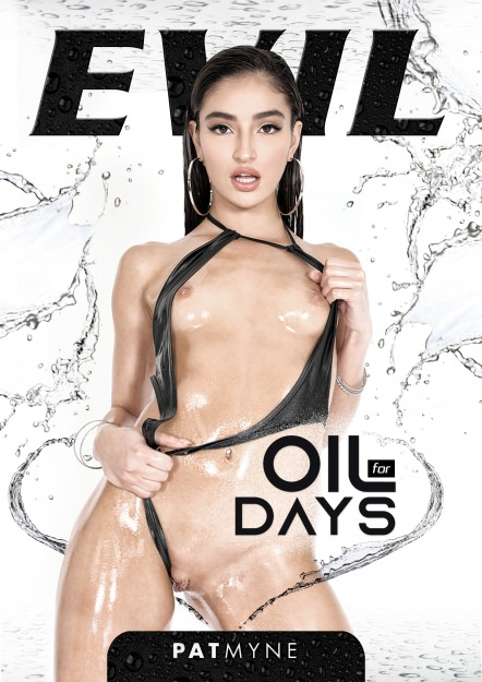 Oil For Days DVD Cover