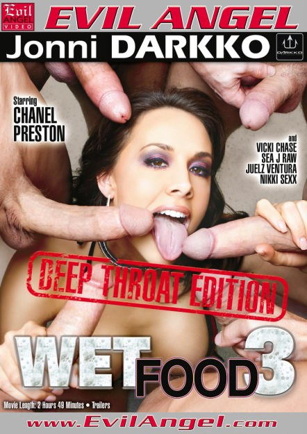 Wet Food #03 Dvd Cover