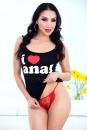 Vicki: Squirting, Gaping Anal Latina picture 2